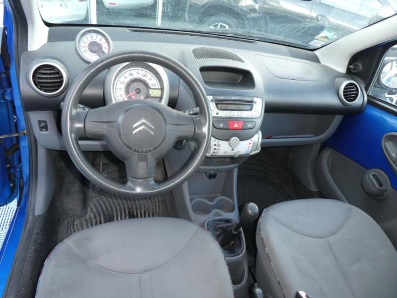 Photo 10 de l'offre de CITROEN C1 1.0i CONFORT CLIM 3P à 4590€ chez Mérignac auto