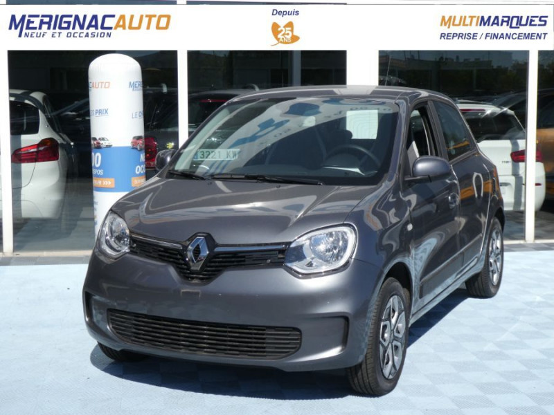 Photo 2 de l'offre de RENAULT TWINGO New SCe 75 LIMITED Bluetooth à 11580€ chez Mérignac auto