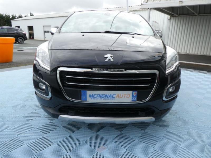 Photo 8 de l'offre de PEUGEOT 3008 1.6 BlueHDi 120 BV6 ALLURE Camera 1ère Main à 14480€ chez Mérignac auto