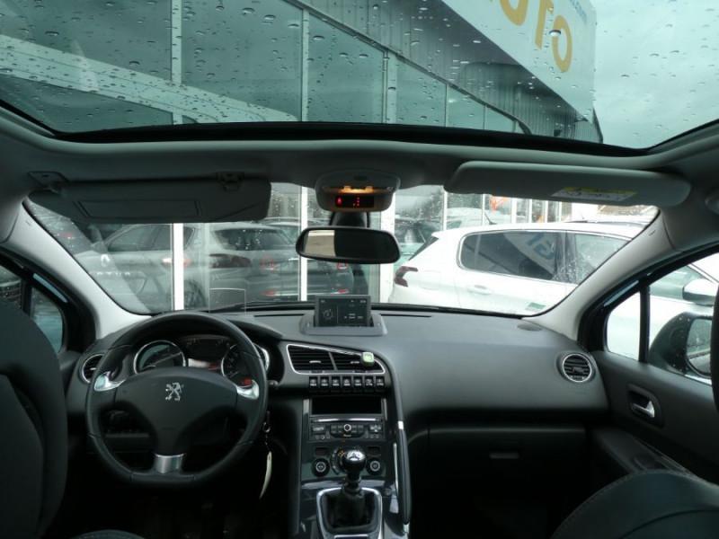 Photo 9 de l'offre de PEUGEOT 3008 1.6 BlueHDi 120 BV6 ALLURE Camera 1ère Main à 14480€ chez Mérignac auto