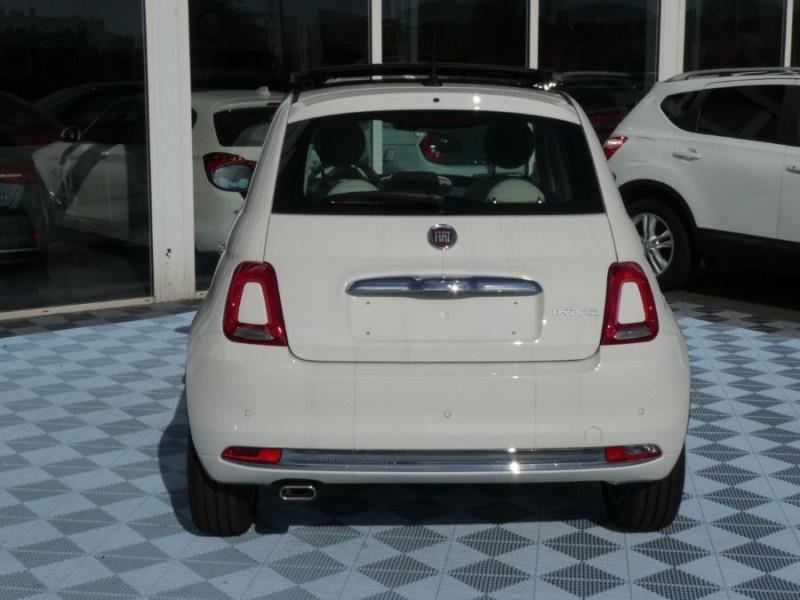 Photo 5 de l'offre de FIAT 500 1.0 70 BSG Hybrid BV6 LOUNGE TOIT OUVRANT GPS (10 Options) à 13970€ chez Mérignac auto