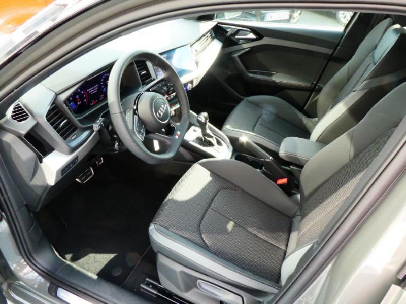 Photo 5 de l'offre de AUDI A1 SPORTBACK II 30 TFSI 116 S tronic 7 Full S LINE GPS JA17 Camera (6550€ d'Options) à 29750€ chez Mérignac auto