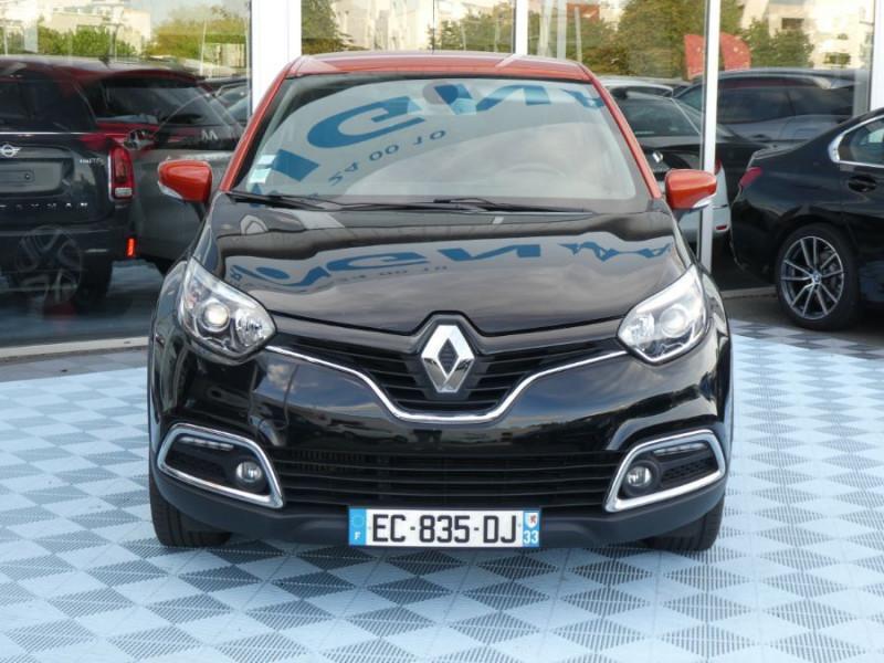 Photo 8 de l'offre de RENAULT CAPTUR 1.5 dCi 110 BV6 INTENS R-LINK Camera à 12950€ chez Mérignac auto