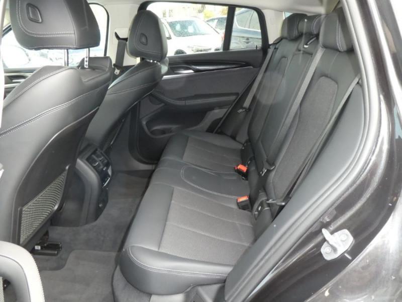 Photo 9 de l'offre de BMW X4 (G02) XDRIVE20DA BVA8 190 XLINE JA19 Gtie 12/22 à 48950€ chez Mérignac auto