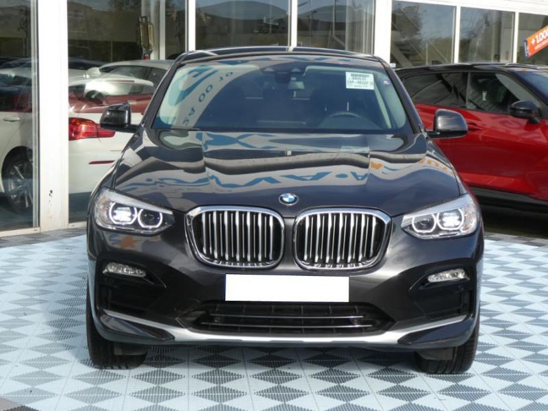 Photo 2 de l'offre de BMW X4 (G02) XDRIVE20DA BVA8 190 XLINE JA19 Gtie 12/22 à 48950€ chez Mérignac auto