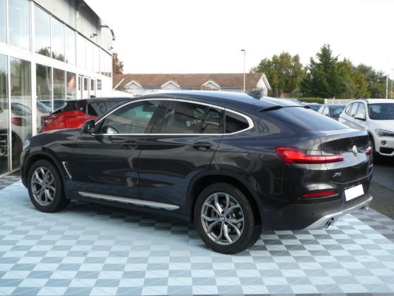 Photo 4 de l'offre de BMW X4 (G02) XDRIVE20DA BVA8 190 XLINE JA19 Gtie 12/22 à 48950€ chez Mérignac auto