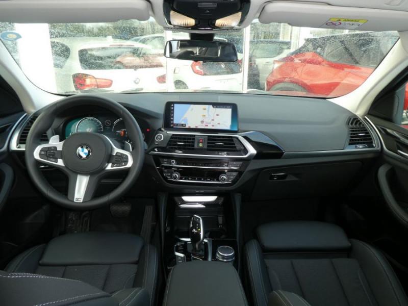 Photo 10 de l'offre de BMW X4 (G02) XDRIVE20DA BVA8 190 XLINE JA19 Gtie 12/22 à 48950€ chez Mérignac auto