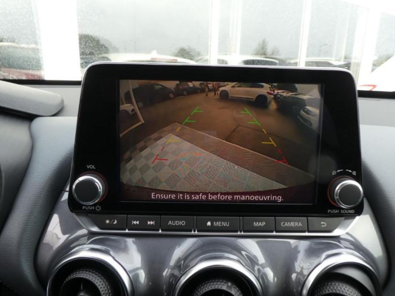 Photo 10 de l'offre de NISSAN JUKE II Nouveau 1.0 DIG-T 117 DCT7 N-CONNECTA GPS SC Bi-Ton à 23200€ chez Mérignac auto