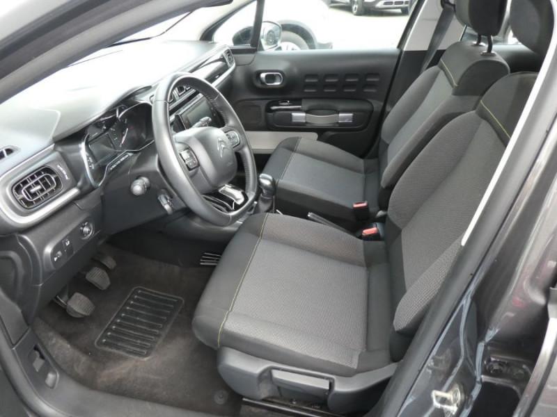 Photo 6 de l'offre de CITROEN C3 PureTech 110 SHINE GPS à 13750€ chez Mérignac auto
