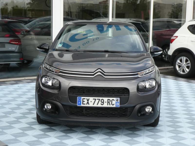Photo 8 de l'offre de CITROEN C3 PureTech 110 SHINE GPS à 13750€ chez Mérignac auto