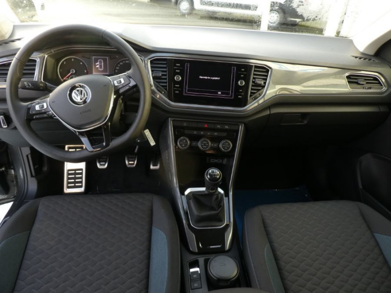 Photo 5 de l'offre de VOLKSWAGEN T-ROC 1.6 TDI 115 BV6 IQ DRIVE Full LED à 25980€ chez Mérignac auto