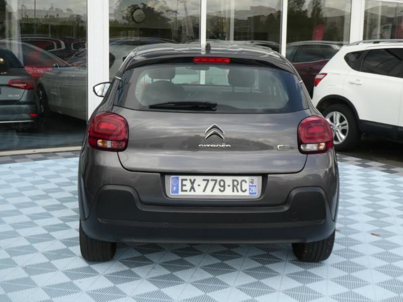 Photo 7 de l'offre de CITROEN C3 PureTech 110 SHINE GPS à 13750€ chez Mérignac auto