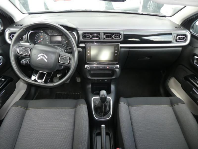 Photo 5 de l'offre de CITROEN C3 PureTech 110 SHINE GPS à 13750€ chez Mérignac auto