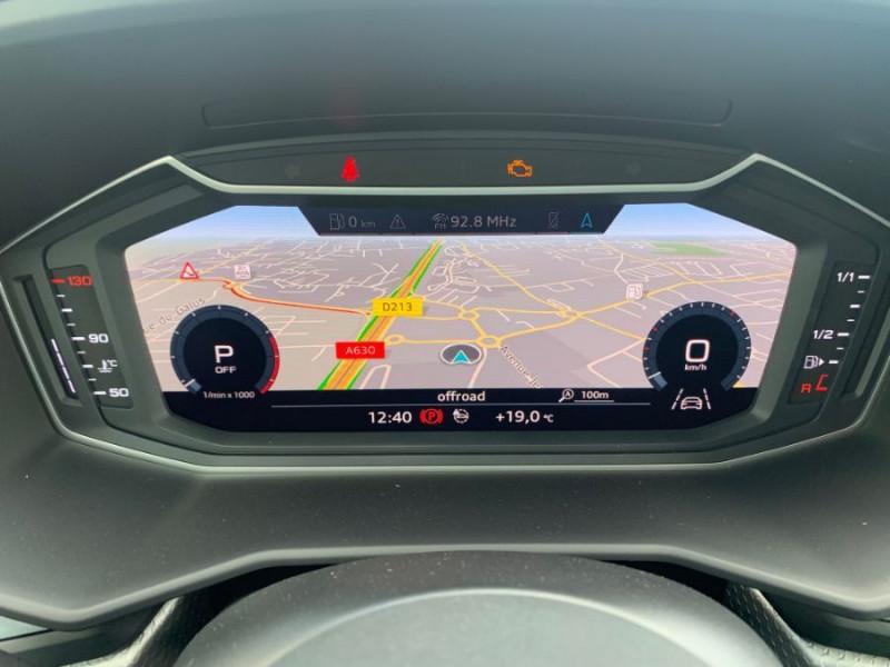 Photo 7 de l'offre de AUDI A1 SPORTBACK II 30 TFSI 116 S tronic 7 Full S LINE GPS JA17 Camera (6550€ d'Options) à 29750€ chez Mérignac auto
