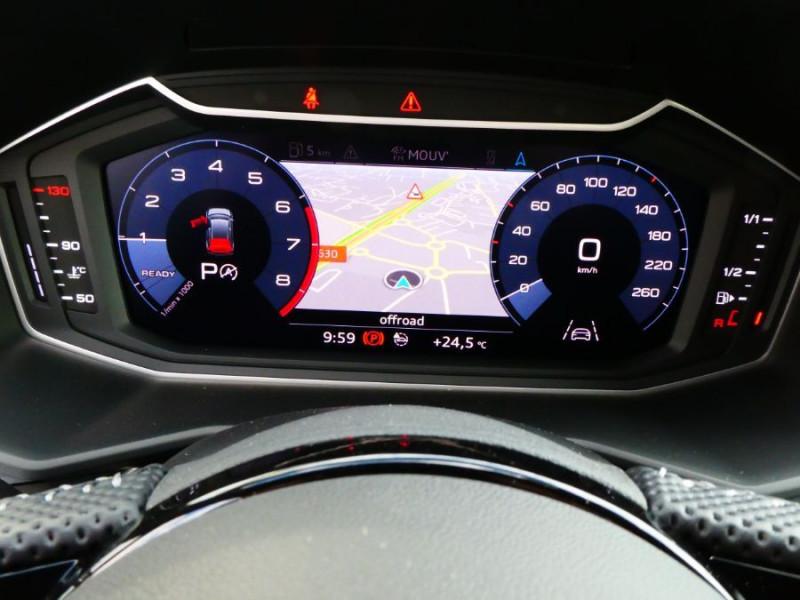 Photo 10 de l'offre de AUDI A1 SPORTBACK II 30 TFSI 116 S tronic 7 Full S LINE GPS JA17 Camera (6550€ d'Options) à 29750€ chez Mérignac auto