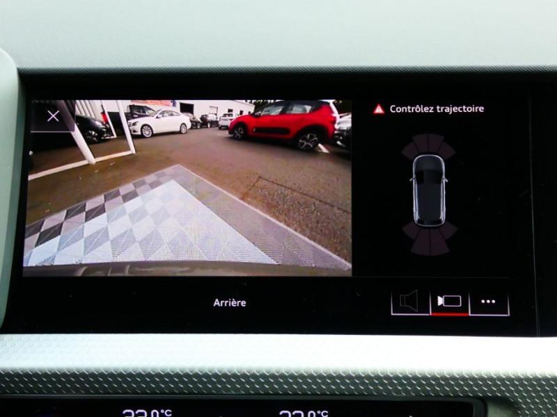 Photo 9 de l'offre de AUDI A1 SPORTBACK II 30 TFSI 116 S tronic 7 Full S LINE GPS JA17 Camera (6550€ d'Options) à 29750€ chez Mérignac auto