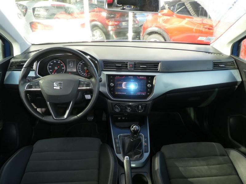 Photo 6 de l'offre de SEAT ARONA 1.0 ECOTSI 95 URBAN GPS Camera Attel. 1ère Main à 15980€ chez Mérignac auto