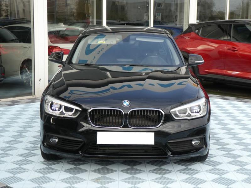 Photo 2 de l'offre de BMW SERIE 1 (F20) 118iA BVA8 136 Pack GPS JA17 Gtie 05/22 à 22350€ chez Mérignac auto