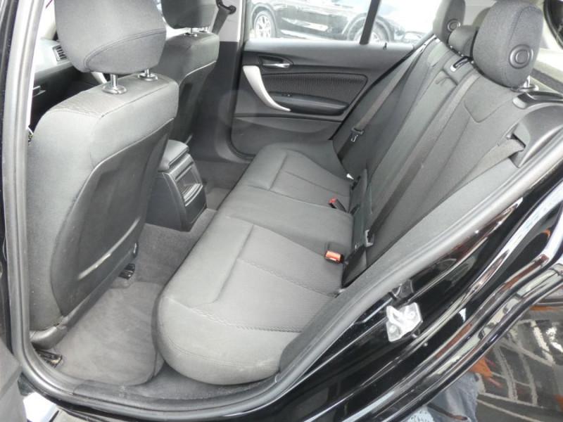 Photo 9 de l'offre de BMW SERIE 1 (F20) 118iA BVA8 136 Pack GPS JA17 Gtie 05/22 à 22350€ chez Mérignac auto