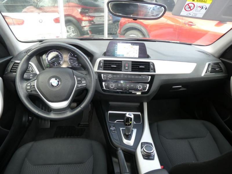 Photo 10 de l'offre de BMW SERIE 1 (F20) 118iA BVA8 136 Pack GPS JA17 Gtie 05/22 à 22350€ chez Mérignac auto