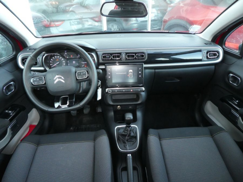Photo 10 de l'offre de CITROEN C3 PureTech 110 BV5 SHINE GPS JA17 à 14470€ chez Mérignac auto