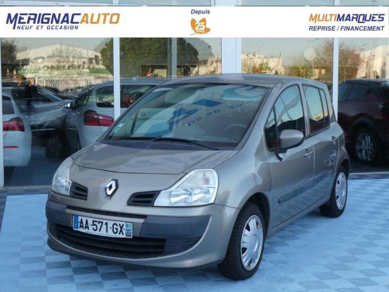 Renault MODUS 1.5 DCI 65 EXPRESSION CLIM DIESEL SABLE MÉTAL Occasion à vendre