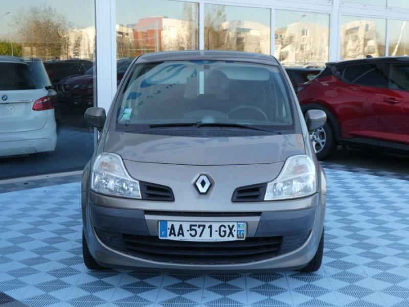 Photo 8 de l'offre de RENAULT MODUS 1.5 DCI 65 EXPRESSION CLIM à 5450€ chez Mérignac auto