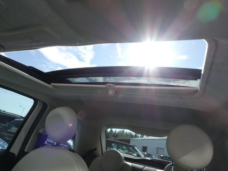 Photo 11 de l'offre de FIAT 500 1.0 70 BSG Hybrid BV6 LOUNGE TOIT OUVRANT GPS (10 Options) à 13970€ chez Mérignac auto