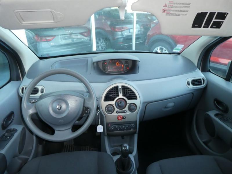 Photo 5 de l'offre de RENAULT MODUS 1.5 DCI 65 EXPRESSION CLIM à 5450€ chez Mérignac auto