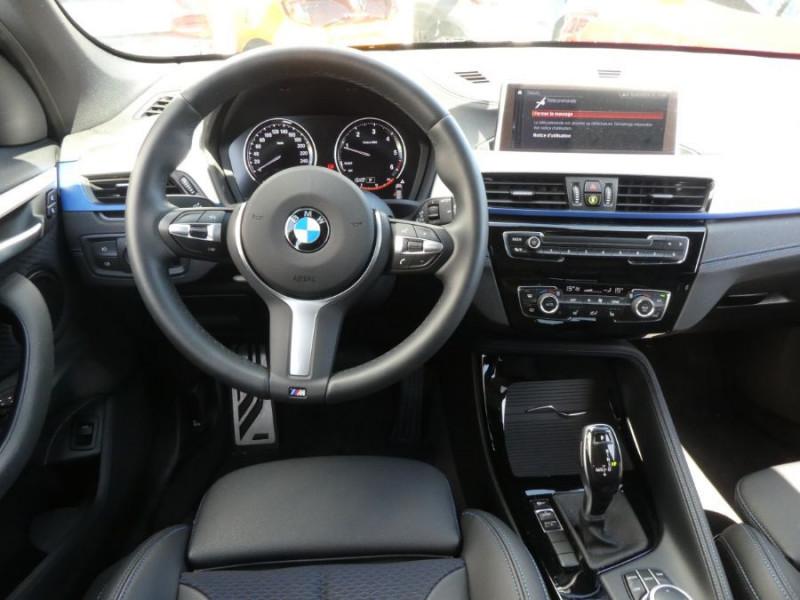 Photo 6 de l'offre de BMW X1 (F48) (2) New SDRIVE 18DA 150 BVA8 M SPORT TOIT Pano Ouv. Camera Hayon EL. à 34950€ chez Mérignac auto