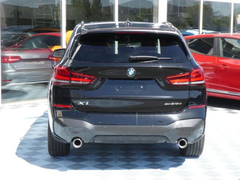 Photo 7 de l'offre de BMW X1 (F48) (2) New SDRIVE 18DA 150 BVA8 M SPORT TOIT Pano Ouv. Camera Hayon EL. à 34950€ chez Mérignac auto