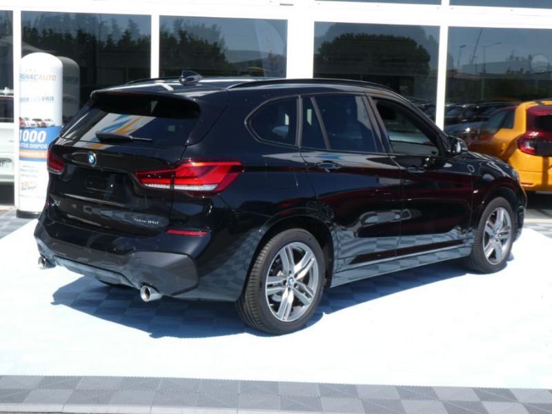 Photo 8 de l'offre de BMW X1 (F48) (2) New SDRIVE 18DA 150 BVA8 M SPORT TOIT Pano Ouv. Camera Hayon EL. à 34950€ chez Mérignac auto