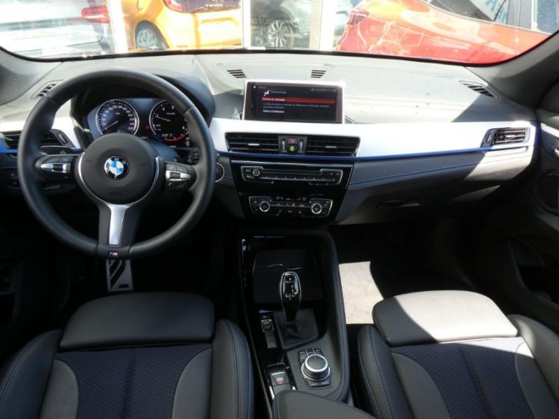 Photo 11 de l'offre de BMW X1 (F48) (2) New SDRIVE 18DA 150 BVA8 M SPORT TOIT Pano Ouv. Camera Hayon EL. à 34950€ chez Mérignac auto