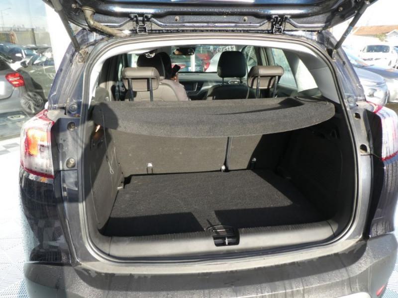 Photo 13 de l'offre de OPEL CROSSLAND X 1.5 Turbo D 120 BVA6 INNOVATION Mirror Link à 18750€ chez Mérignac auto