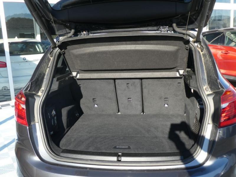 Photo 9 de l'offre de BMW SERIE 2 ACTIVE TOURER 220 DA 190 BVA8 SPORT Head Up Camera à 22990€ chez Mérignac auto