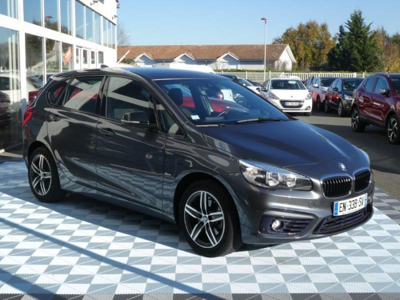 Photo 3 de l'offre de BMW SERIE 2 ACTIVE TOURER 220 DA 190 BVA8 SPORT Head Up Camera à 22990€ chez Mérignac auto
