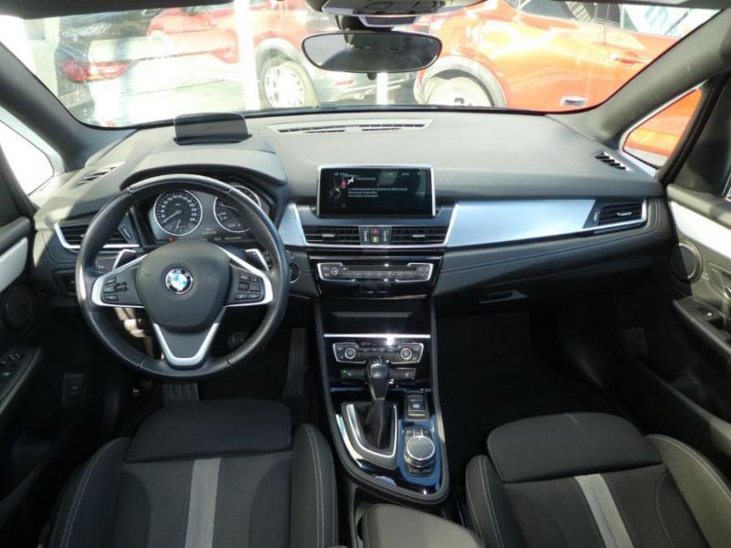 Photo 5 de l'offre de BMW SERIE 2 ACTIVE TOURER 220 DA 190 BVA8 SPORT Head Up Camera à 22990€ chez Mérignac auto