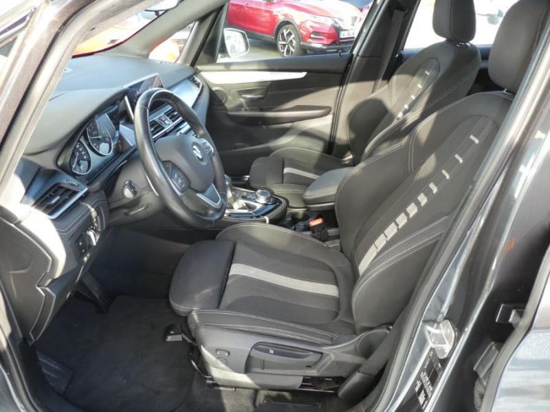 Photo 6 de l'offre de BMW SERIE 2 ACTIVE TOURER 220 DA 190 BVA8 SPORT Head Up Camera à 22990€ chez Mérignac auto