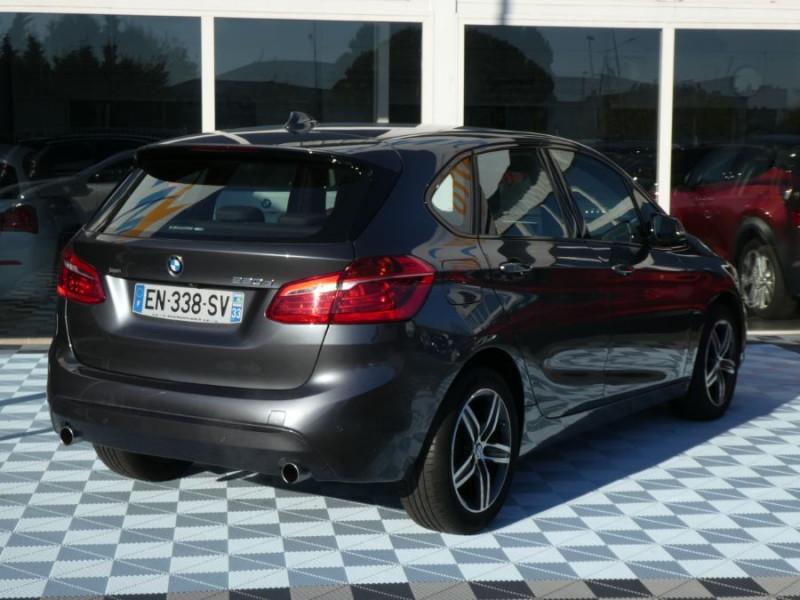Photo 8 de l'offre de BMW SERIE 2 ACTIVE TOURER 220 DA 190 BVA8 SPORT Head Up Camera à 22990€ chez Mérignac auto