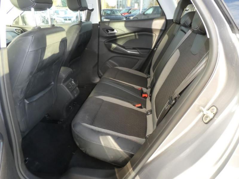 Photo 10 de l'offre de OPEL GRANDLAND X 1.5 Diesel 130 EAT8 INNOVATION JA18 Caméra Radars à 23980€ chez Mérignac auto