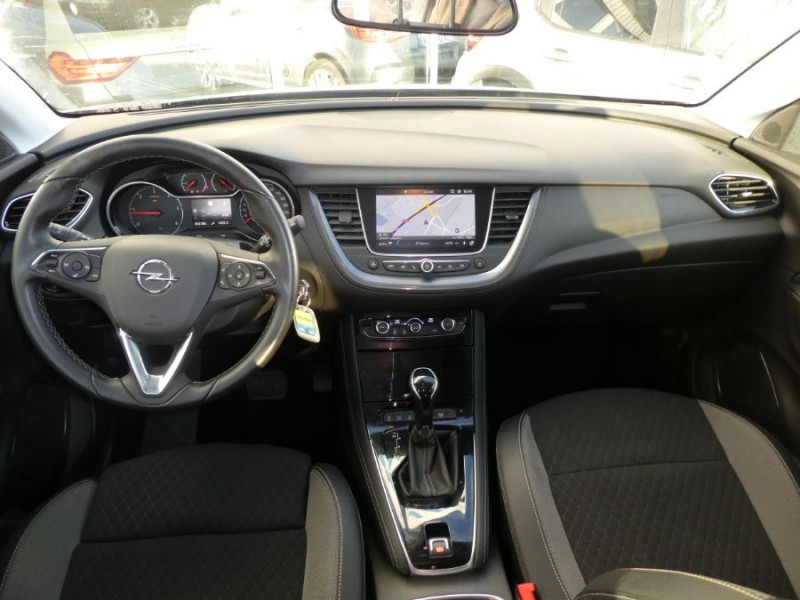 Photo 6 de l'offre de OPEL GRANDLAND X 1.5 Diesel 130 EAT8 INNOVATION JA18 Caméra Radars à 24900€ chez Mérignac auto