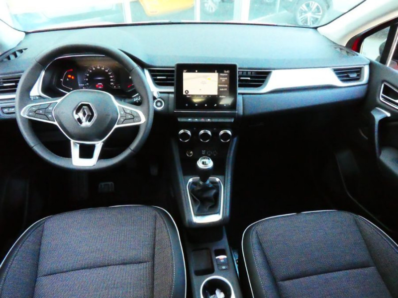 Photo 5 de l'offre de RENAULT CAPTUR II 1.5 Blue dCi 115 BV6 INTENS Full LED JA18 Barres à 23290€ chez Mérignac auto