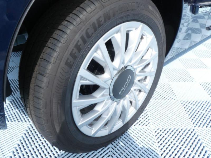 Photo 8 de l'offre de FIAT 500 1.0 70 BSG Hybrid BV6 LOUNGE Toit Pano GPS (10 Options) à 14180€ chez Mérignac auto
