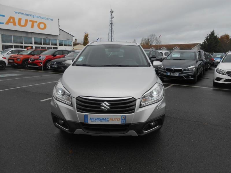 Photo 2 de l'offre de SUZUKI SX4 S-CROSS 1.6 VVT 120 BVA CVT ALLGRIP STYLE CUIR TOE Attel. à 12450€ chez Mérignac auto