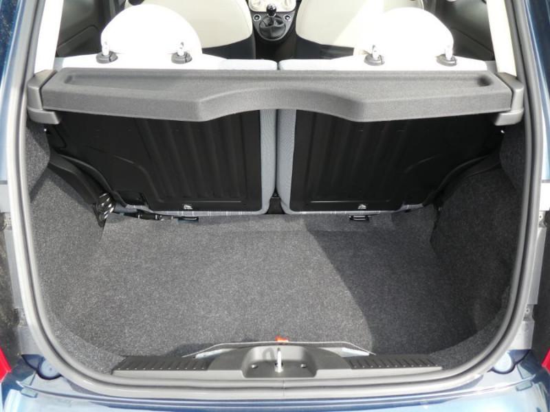 Photo 9 de l'offre de FIAT 500 1.2 69 Dualogic PACK LOUNGE TOIT Pano GPS (10 Options) à 14390€ chez Mérignac auto