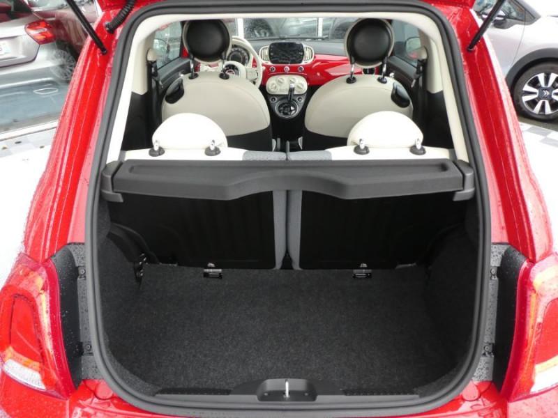 Photo 7 de l'offre de FIAT 500 1.2 69 Dualogic PACK LOUNGE TOIT OUVRANT GPS (10 Options) à 14590€ chez Mérignac auto