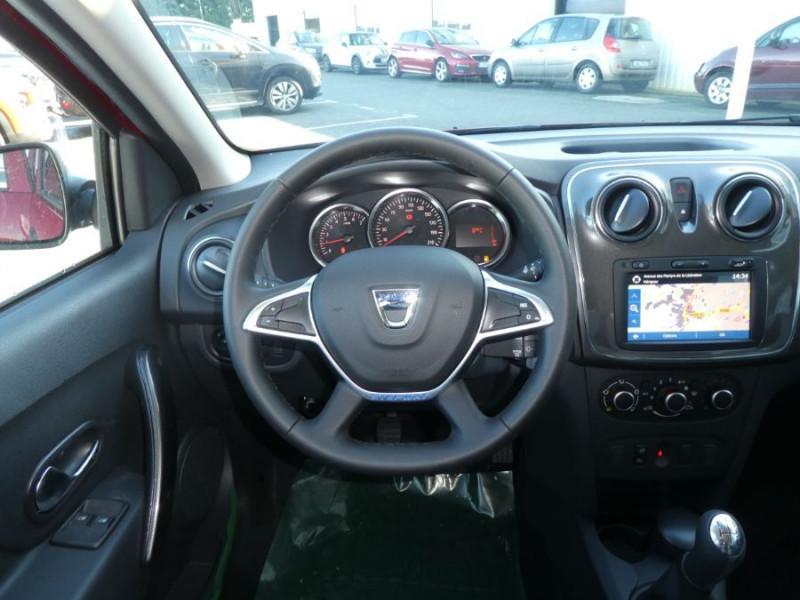 Photo 10 de l'offre de DACIA SANDERO BlueDCi 95 STEPWAY (3 Options) à 15490€ chez Mérignac auto
