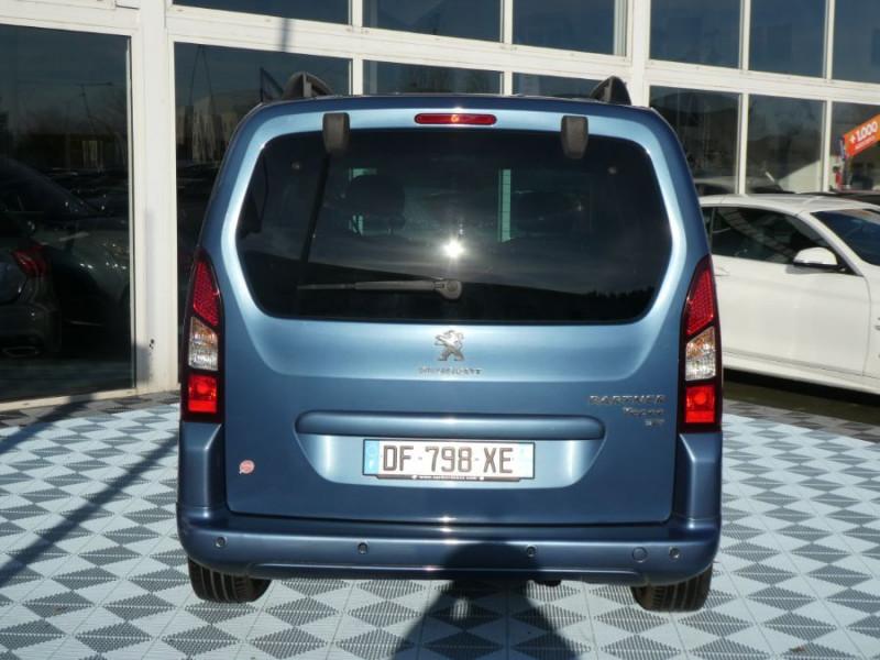 Photo 5 de l'offre de PEUGEOT PARTNER 1.6 E-HDI 92 ZENITH à 9450€ chez Mérignac auto