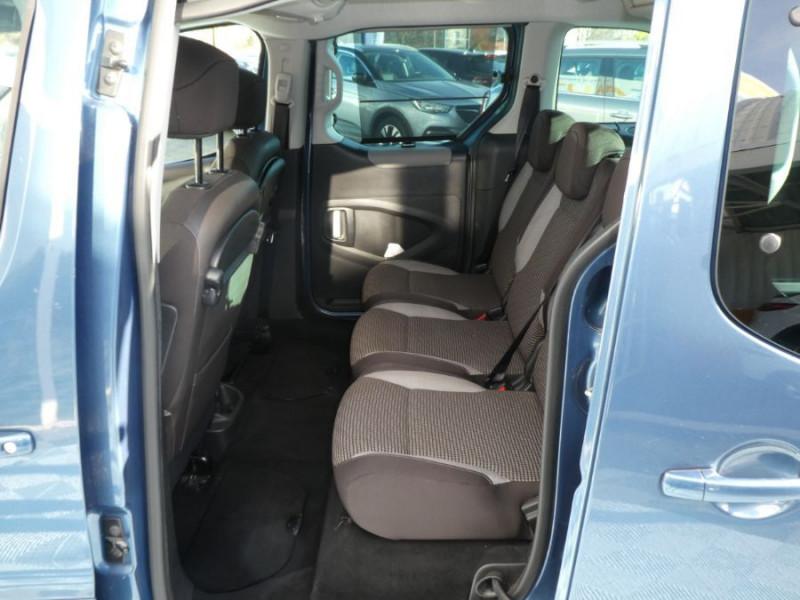 Photo 9 de l'offre de PEUGEOT PARTNER 1.6 E-HDI 92 ZENITH à 9450€ chez Mérignac auto