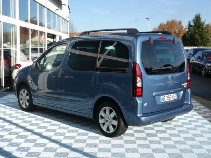 Photo 6 de l'offre de PEUGEOT PARTNER 1.6 E-HDI 92 ZENITH à 9450€ chez Mérignac auto